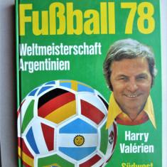 Album Fotbal: Campionatul Mondial, Argentina 1978
