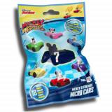 Figurina Surpriza Disney Mickey and the Roaster Racers cu Masinuta, IMC