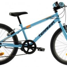 Bicicleta Copii DHS Junior Teranna 2021 Albastru 20