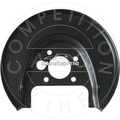 Protectie stropire,disc frana VW NEW BEETLE (9C1, 1C1) (1998 - 2010) AIC 54704