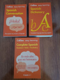 Collins, Complete Spanish, 3 books