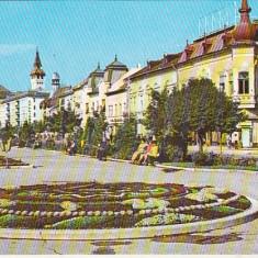 Bnk cp Targu Mures - Centrul - necirculata - marca fixa, Printata