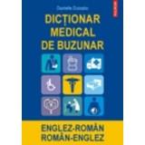 Dictionar medical de buzunar englez-roman - Danielle Duizabo