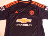 Tricou Adidas fotbal - MANCHESTER UNITED, L, Din imagine, De club