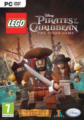Lego Pirates of the Caribbean foto