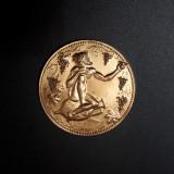 Medalie Vinicultura - Viticultura - Muzeul satului Bucuresti - Oenologie