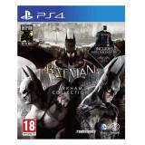 Batman Arkham Knight Collection Steelbook Edition Ps4