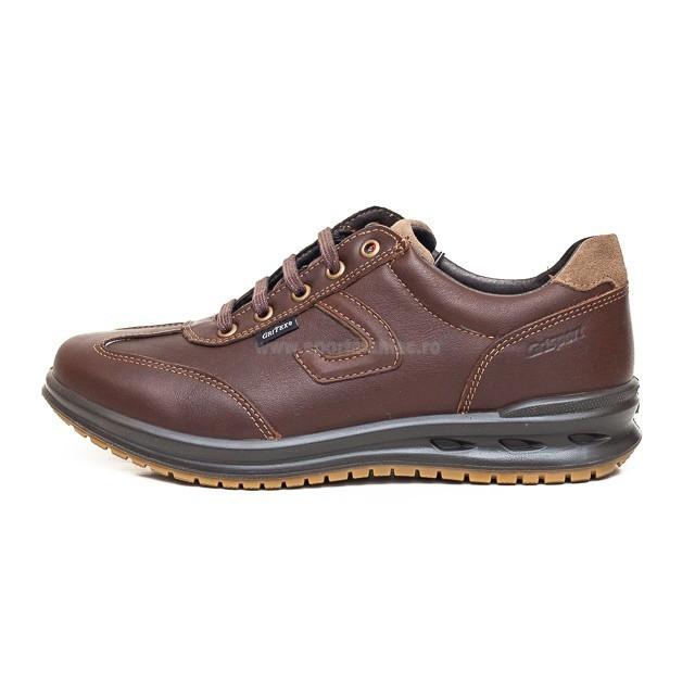 Pantofi Bărbați casual Piele impermeabili Grisport Zubenelgenubi Gritex