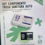 Set inlocuire componente trusa auto
