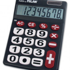 Calculator birou 8 digiti Milan 708
