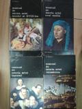 Lot 4 Manual de istoria artei, Secol XVIII,Barocul, Renasterea, Ev mediu Oprescu