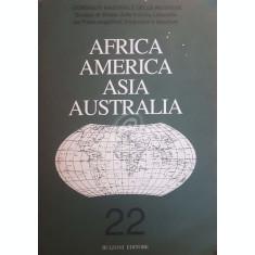 Da un oceano all altro. Le espressioni dell originalita. Africa, America, Asia, Australia, nr. 22