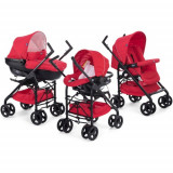 Carucior 3 in 1 Trio Sprint Red Passion