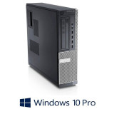 Calculatoare Refurbished Dell OptiPlex 790 DT, i5-2400, 8GB RAM, Win 10 Pro