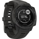 Ceas Smartwatch Garmin Instinct, GPS, Black