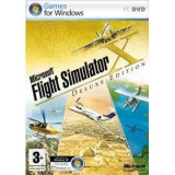 Microsoft Flight Simulator X Deluxe Edition