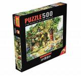 Cumpara ieftin Puzzle Anatolian Gardeners Heaven, 500 piese