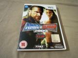 Joc Smackdown vs Raw 2009, wii, original