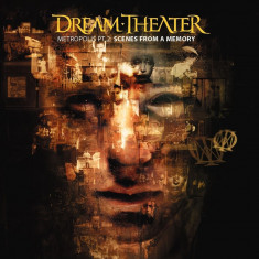 Dream Theater Metropolis Part 2:Scenes From A Memory (cd)