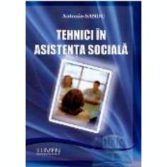 Tehnici in asistenta sociala - Antonio SANDU