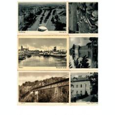 Ungaria - Lot 6 carti postale, anii 1940