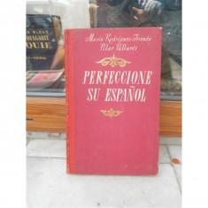 PERFECCIONE SU ESPANOL , MARIA RODRIGUEZ-IRIONDO