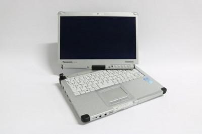 Laptop Panasonic ToughBook CF-C2, Intel Core i5 Gen 4 4300U 1.9 Ghz, 4 GB DDR3, 120 GB SSD, WI-FI, Bluetooth, WebCam, Display 12.5inch 1366 by 768, To foto