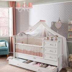 Baldachin Decorativ pentru patut, Romantic Baby