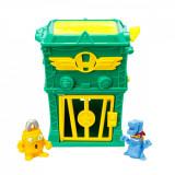 Capcana Kaboom cu figurine surpriza SuperZings, Seria 1