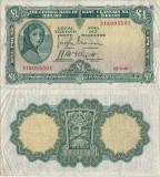 1948 ( 23 IV ) , 1 pound ( P-57b ) - Irlanda
