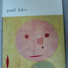 PAUL KLEE-CAROLA GIEDION-WELCKER,BUCURESTI 1972