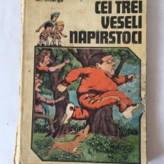 Vlad Musatescu - Cei trei veseli napirstoci - roman umoristic (1984)