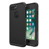 Carcasa waterproof LifeProof Fre iPhone 7/8 Plus Asphalt Black