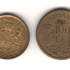 SV * Romania  LOT  2000 LEI 1946 + 10000 LEI 1947 * Regele Mihai I      +/- AUNC
