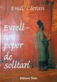 EVREII UN POPOR DE SOLITARI - EMIL CIORAN