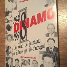 Dinamo 1948-1998 - Un veac pe jumatate, o iubire pe de-a'ntregul - I. Voinea