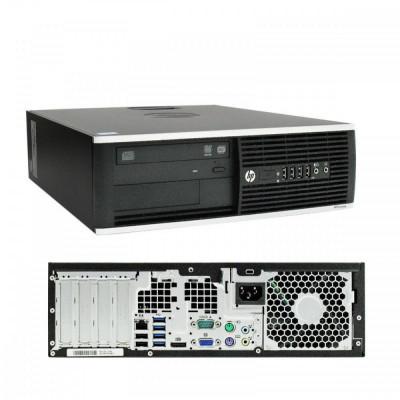 Unitate/calculator HP 8300 ELITE SFF / i3-3.30 GHz Gen  3, 8 GB DDR3, 250 GB HDD foto