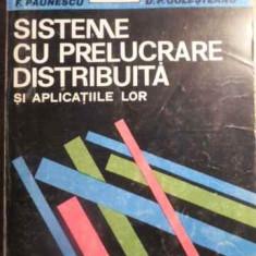 SISTEME CU PRELUCRARE DISTRIBUITA SI APLICATIILE LOR - F.PAUNESCU D.P.GOLESTEANU