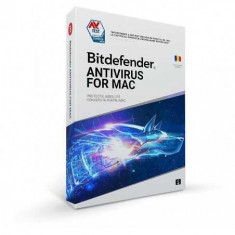 Bitdefender Antivirus pentru Mac, 1 an, licenta electronica