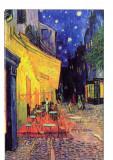 Magnet - Vincent Van Gogh Terrasse du Cafe 1888 | Cartexpo