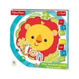 Puzzle Trefl Baby Fun Pui de leu, 6 piese