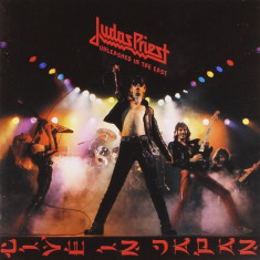 Judas Priest Unleashed In The East remastered (cd)