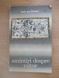 AMINTIRI DESPRE VIITOR-ERICH VON DANIKEN-R5D