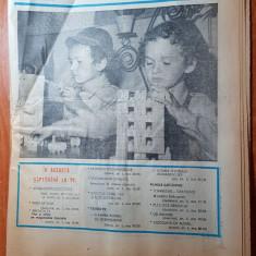 Revista radio-tv saptamana 7-13 decembrie 1980