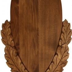 Panoplie din lemn trofeu cerb S4