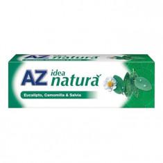Pasta de dinti AZ cu eucalipt, musetel si salvie 75 ml
