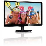 Monitor Desktop - Philips 226V4LAB/00 21.5 inch 5ms black 60Hz