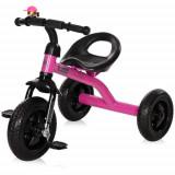 Tricicleta A28, Colectia 2021 Pink & Black, Lorelli
