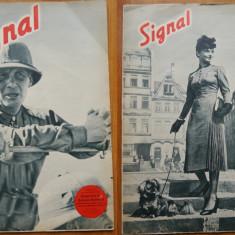 Revista Signal in limba romana , nr. 6 , Martie 1942 ; Rommel in Libia