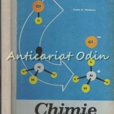 Chimie. Manual Pentru Anul II Liceu - Costin D. Nenitescu
